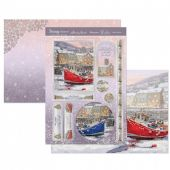 Hunkydory Die-Cut Topper Set - Festive Harbour